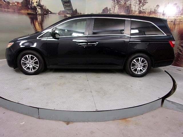 2012 Honda Odyssey EX-L EX-L 4dr Mini-Van