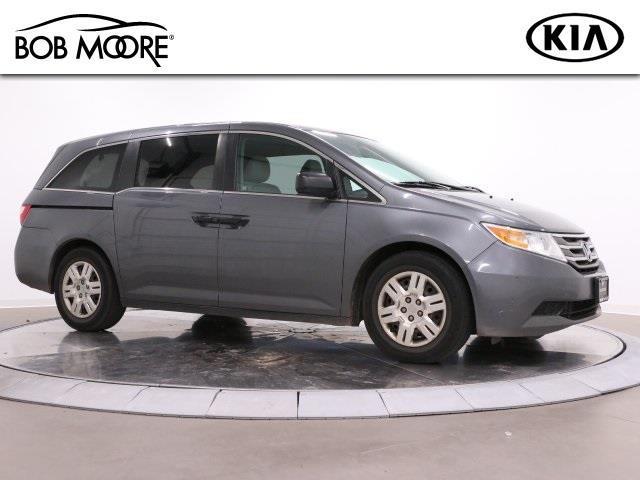 2012 Honda Odyssey LX LX 4dr Mini-Van