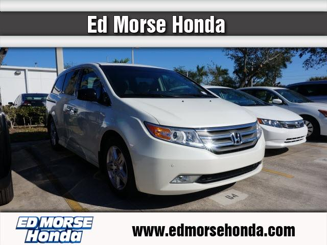 2012 honda odyssey touring 4dr mini van for sale in west. Black Bedroom Furniture Sets. Home Design Ideas