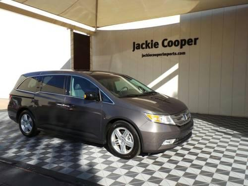 2012 honda odyssey touring elite for sale in tulsa. Black Bedroom Furniture Sets. Home Design Ideas