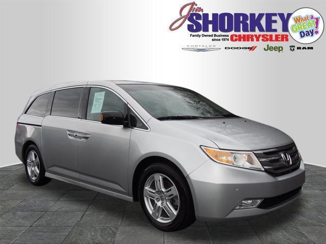 2012 Honda Odyssey Touring Touring 4dr Mini-Van