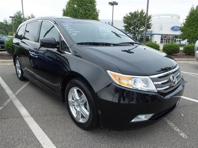 2012 honda odyssey touring wake forest nc for sale in. Black Bedroom Furniture Sets. Home Design Ideas