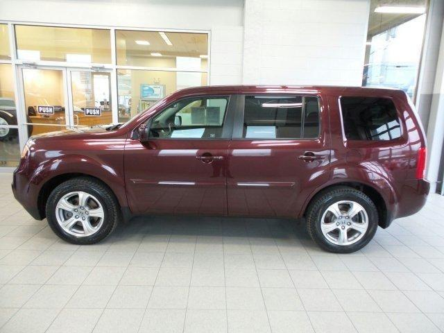 2012 honda pilot 4wd ex l w res ex l for sale in darbydale ohio classified. Black Bedroom Furniture Sets. Home Design Ideas