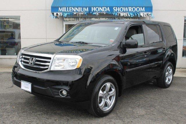 2012 honda pilot 4x4 ex 4dr suv for sale in hempstead new for Honda large suv
