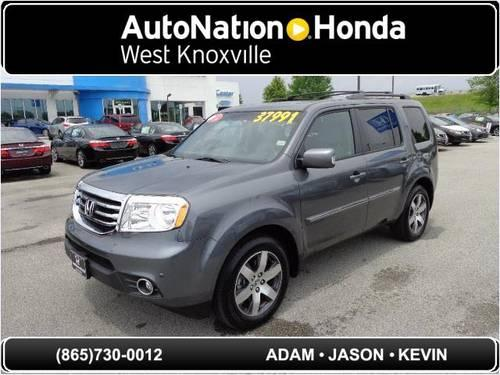 2012 honda pilot for sale in knoxville tennessee classified. Black Bedroom Furniture Sets. Home Design Ideas
