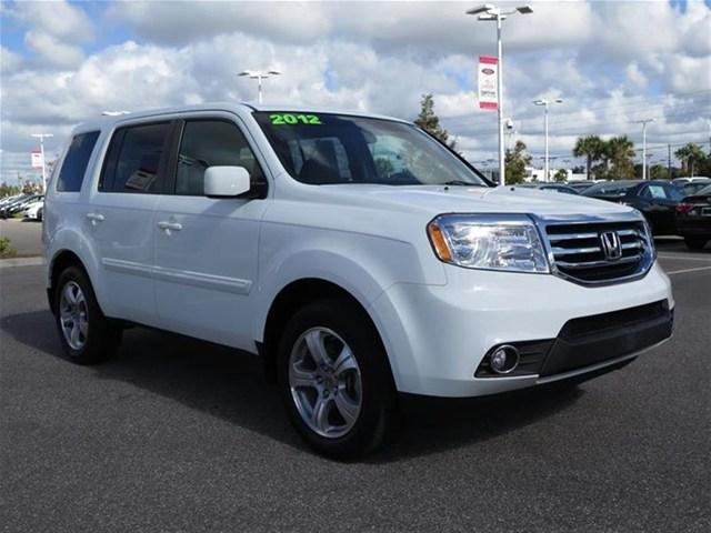 2012 Honda Pilot EX Holiday, FL