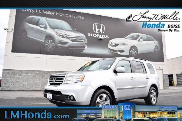 2012 Honda Pilot EX-L 4x4 EX-L 4dr SUV for Sale in Boise ...