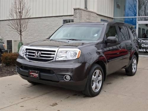 2012 honda pilot suv for sale in delaware ohio classified for Honda large suv