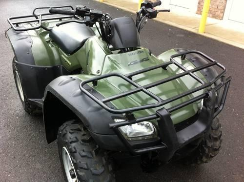 2012 Honda Rancher AT Quad