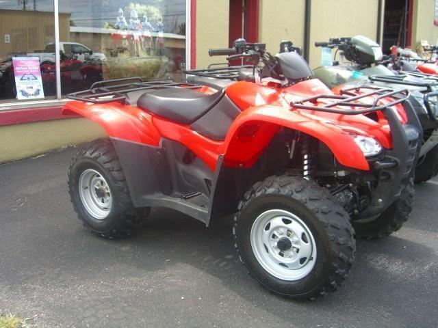 2012 Honda Rancher TRX420FA for Sale in Canton, Wisconsin ...