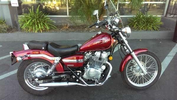 2012 Honda Rebel (CMX250C For Sale In Ontario, California