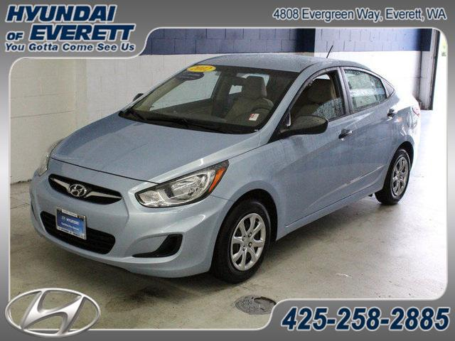2012 hyundai accent gls everett wa for sale in everett. Black Bedroom Furniture Sets. Home Design Ideas
