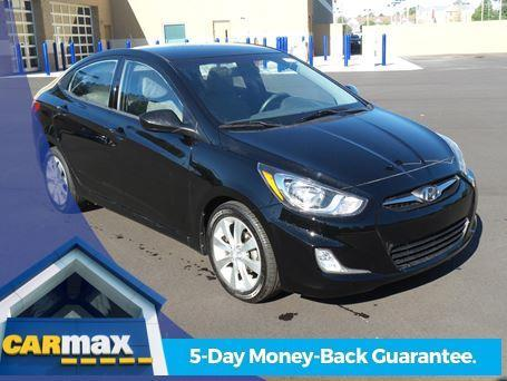2012 Hyundai Accent GLS GLS 4dr Sedan