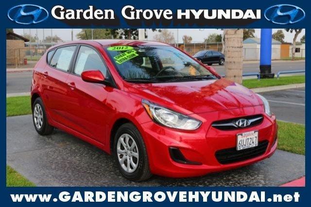 2012 Hyundai Accent Gs Garden Grove Ca For Sale In Garden