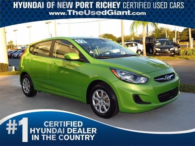 2012 hyundai accent gs new port richey fl for sale in new port richey florida classified. Black Bedroom Furniture Sets. Home Design Ideas