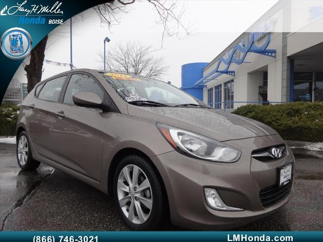 2012 hyundai accent se 4dr hatchback 6m for sale in boise idaho classified. Black Bedroom Furniture Sets. Home Design Ideas