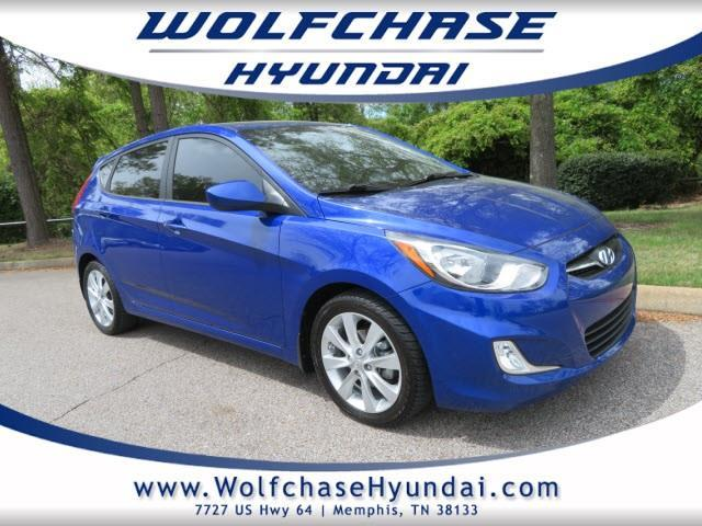 2012 hyundai accent se se 4dr hatchback for sale in memphis tennessee classified. Black Bedroom Furniture Sets. Home Design Ideas