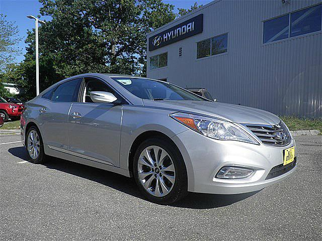 2012 Hyundai Azera Base 4dr Sedan