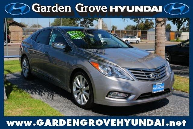 2012 Hyundai Azera Base Garden Grove Ca For Sale In