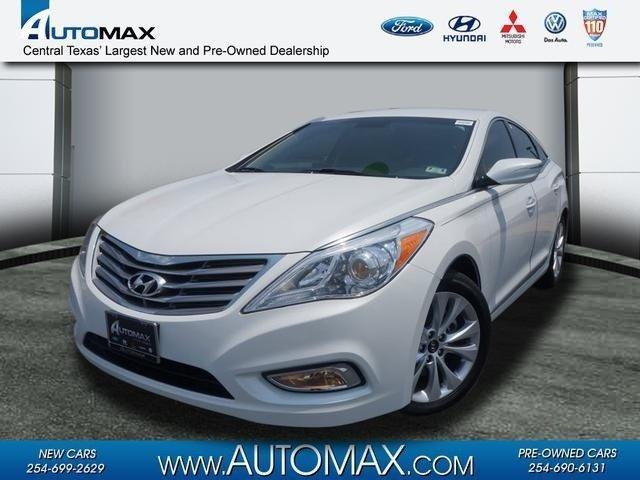 American Auto Sales Killeen Tx: 2012 Hyundai Azera Base Killeen, TX For Sale In Killeen