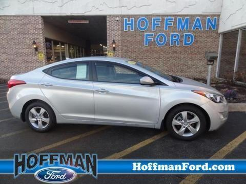 2012 hyundai elantra 4 door sedan for sale in harrisburg. Black Bedroom Furniture Sets. Home Design Ideas