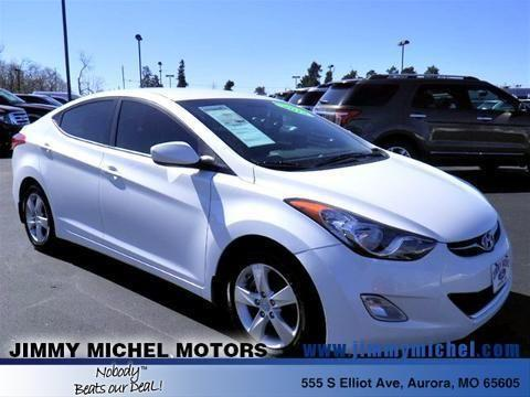 2012 hyundai elantra 4 door sedan for sale in aurora. Black Bedroom Furniture Sets. Home Design Ideas