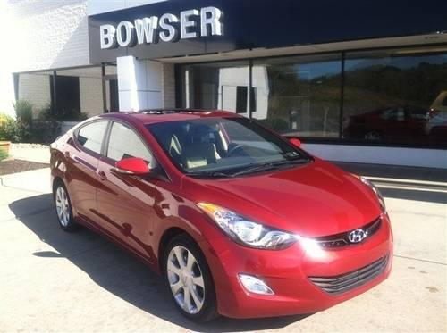 2012 hyundai elantra 4dr car limited for sale in. Black Bedroom Furniture Sets. Home Design Ideas