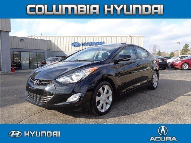 2012 hyundai elantra 4dr car limited for sale in symmes. Black Bedroom Furniture Sets. Home Design Ideas
