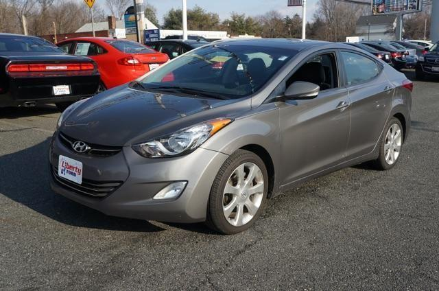 2012 hyundai elantra 4dr car limited w navigation backup. Black Bedroom Furniture Sets. Home Design Ideas