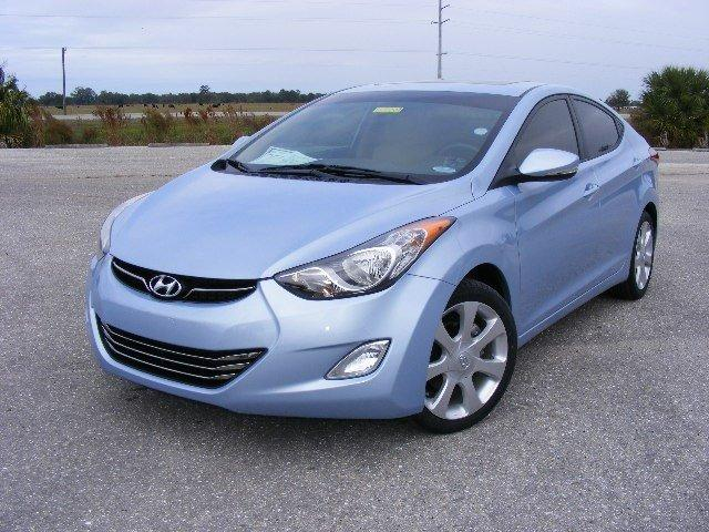 2012 hyundai elantra gls 4dr sedan 6m for sale in arcadia. Black Bedroom Furniture Sets. Home Design Ideas