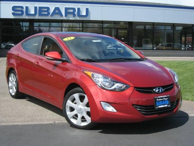 2012 hyundai elantra gls 4dr sedan 6m for sale in medford. Black Bedroom Furniture Sets. Home Design Ideas