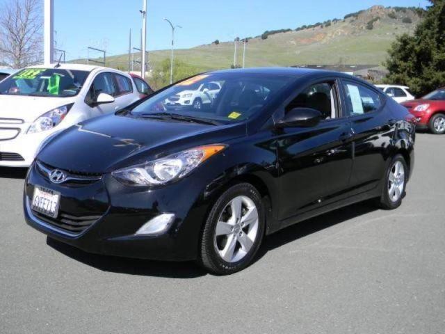 2012 Hyundai Elantra GLS for Sale in Vallejo, California Classified | AmericanListed.com