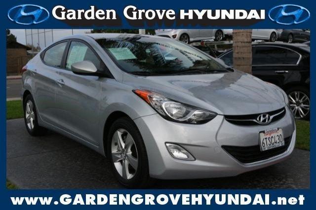 2012 Hyundai Elantra Gls Garden Grove Ca For Sale In