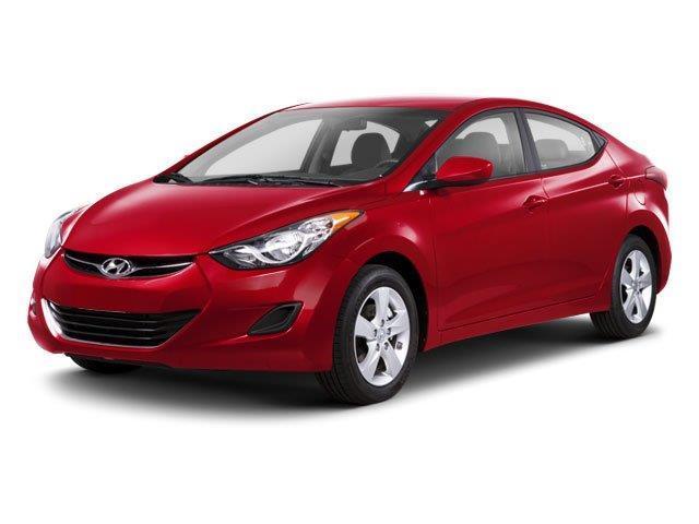 2012 Hyundai Elantra GLS GLS 4dr Sedan