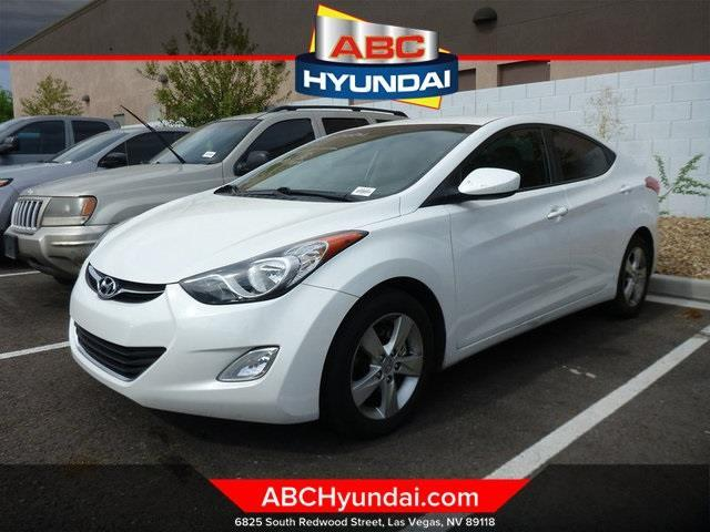 2012 hyundai elantra gls gls 4dr sedan for sale in las. Black Bedroom Furniture Sets. Home Design Ideas