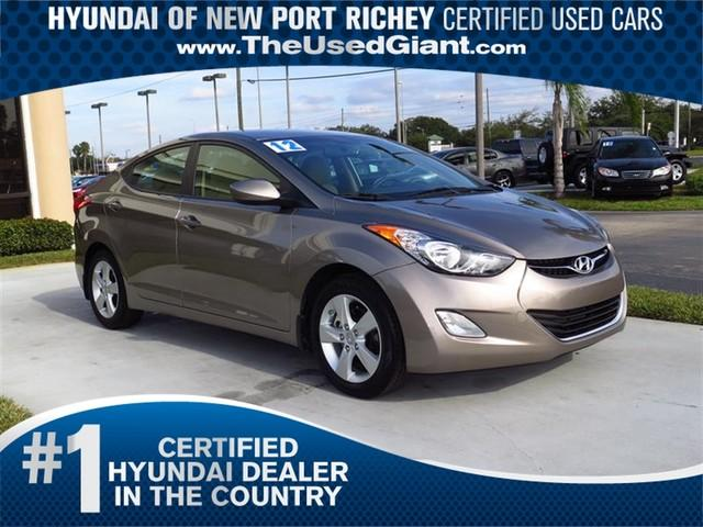 2012 hyundai elantra gls new port richey fl for sale in new port richey florida classified. Black Bedroom Furniture Sets. Home Design Ideas