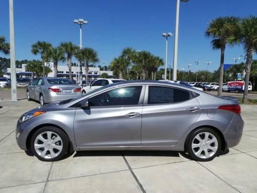 2012 hyundai elantra limited for sale in jacksonville. Black Bedroom Furniture Sets. Home Design Ideas