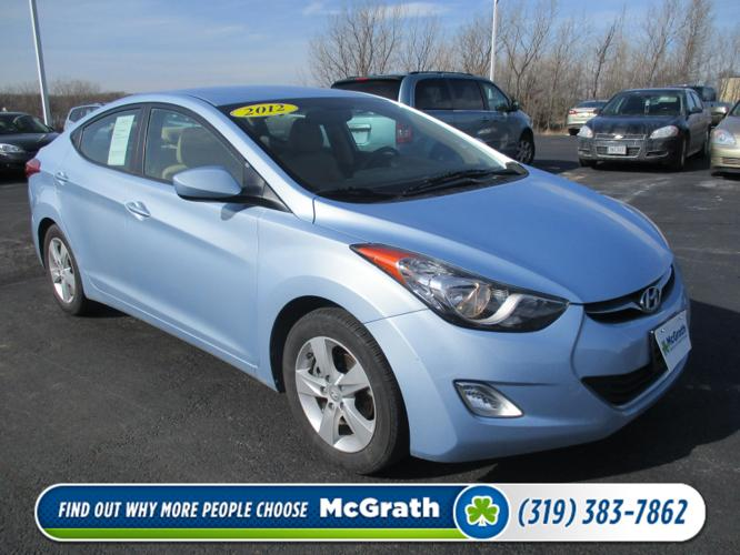 2012 hyundai elantra limited limited 4dr sedan for sale in dubuque iowa classified. Black Bedroom Furniture Sets. Home Design Ideas