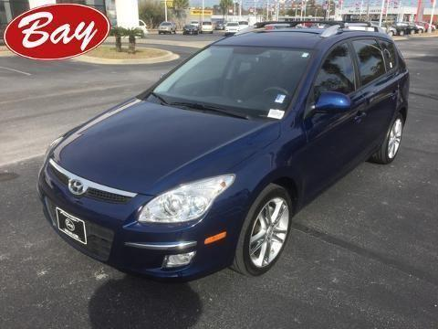 2012 HYUNDAI ELANTRA TOURING 4 DOOR HATCHBACK