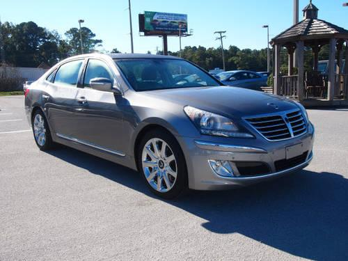 2012 hyundai equus 4d sedan ultimate for sale in neuse forest north carolina classified. Black Bedroom Furniture Sets. Home Design Ideas