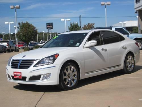Allen Samuels Tyler Tx >> 2012 Hyundai Equus 4dr Car for Sale in Saint Louis, Texas ...