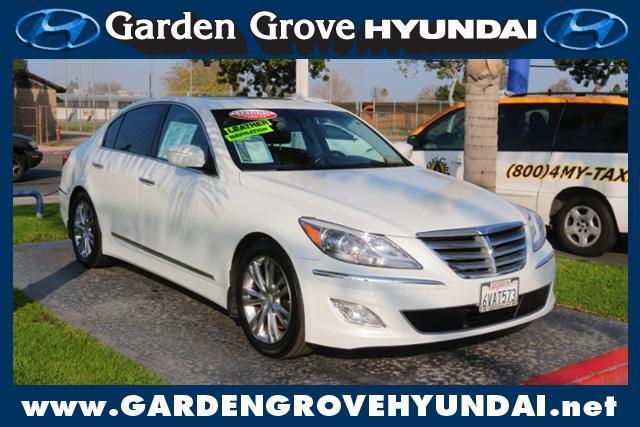 2012 Hyundai Genesis 4 6 Garden Grove Ca For Sale In