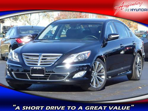 2012 hyundai genesis 4d sedan 5 0 r spec for sale in shiloh illinois classified. Black Bedroom Furniture Sets. Home Design Ideas