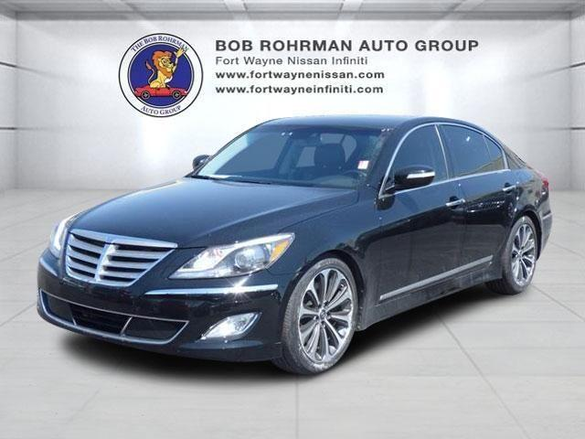 2012 hyundai genesis 4dr car 5 0l r spec for sale in fort wayne indiana classified. Black Bedroom Furniture Sets. Home Design Ideas