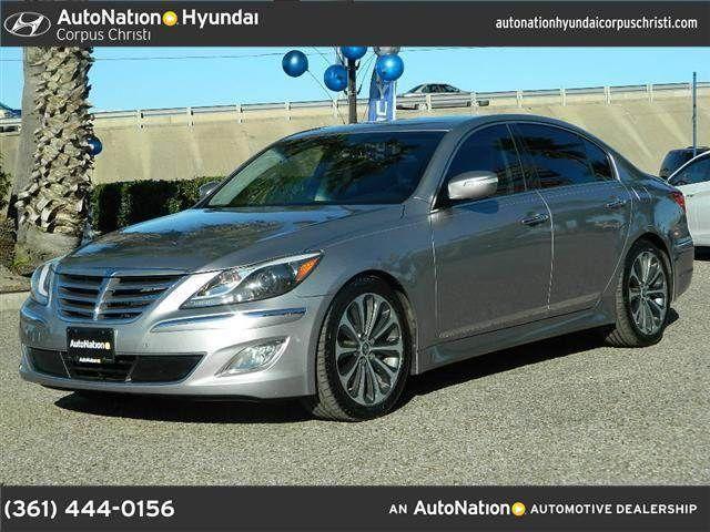 Autonation Corpus Christi >> 2012 Hyundai Genesis for Sale in Corpus Christi, Texas ...