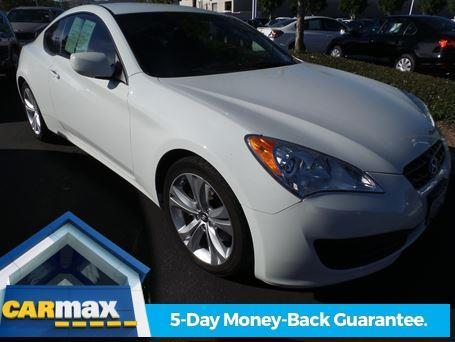 2012 Hyundai Genesis Coupe 2.0T 2.0T 2dr Coupe