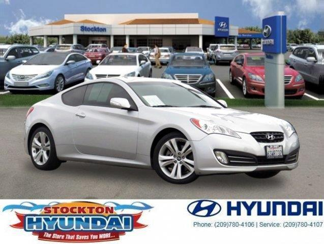 2012 Hyundai Genesis Coupe 3.8 Grand Touring 3.8 Grand
