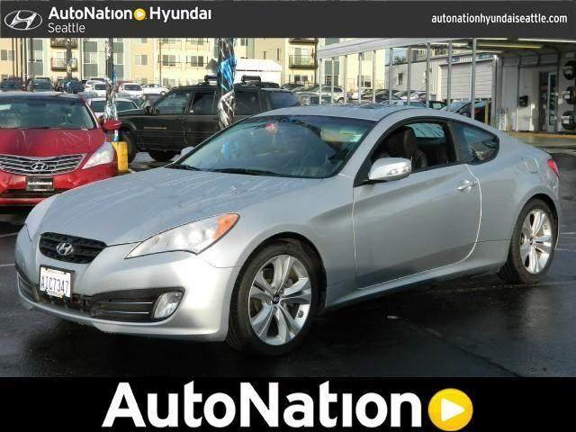 2012 hyundai genesis coupe for sale in seattle washington classified. Black Bedroom Furniture Sets. Home Design Ideas