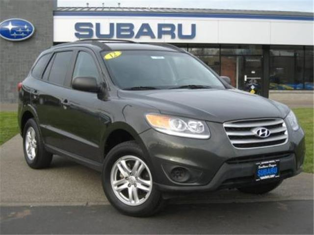 2012 hyundai santa fe awd gls 4dr suv for sale in medford oregon classified. Black Bedroom Furniture Sets. Home Design Ideas