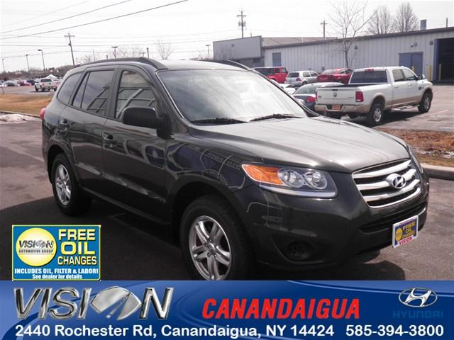 2012 hyundai santa fe awd gls 4dr suv for sale in canandaigua new york classified. Black Bedroom Furniture Sets. Home Design Ideas